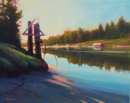 """Early Morning - Bedford Channel"""